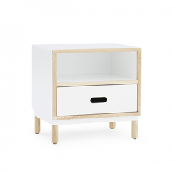 Normann Copenhagen Kabino Bedside Table