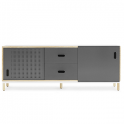 Normann Copenhagen Kabino Sideboard with Drawers