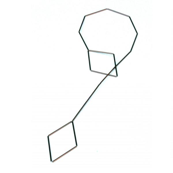 Materia Design Sisters Necklace