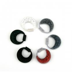 Materia Design Granula Maxi ring