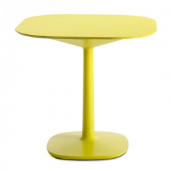 Kartell Multiplo Small Table Rounded Base