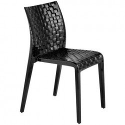 Kartell Ami Ami Chair Glossy Black