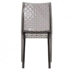 Kartell Ami Ami Chair Smoke