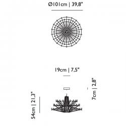 Moooi Coppelia Suspension Lamp (Default)