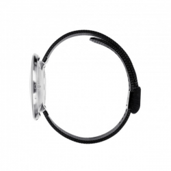 Arne Jacobsen Roman Watch Dial, Black Mesh