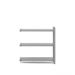 Normann Copenhagen Work Bookcase Expansion Module Low