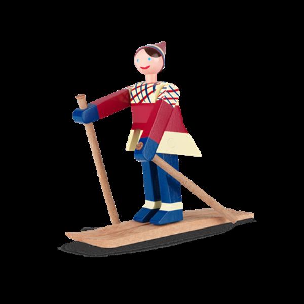 Kay Bojesen Datti The Skier Girl