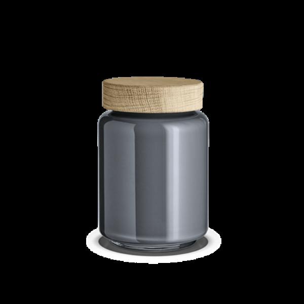 Holmegaard Palet Storage Dark Grey