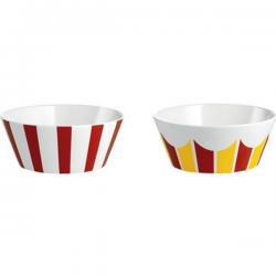 Alessi Circus Set of 2 Bowls