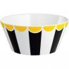 Alessi Circus Medium Serving Bowl Stripes