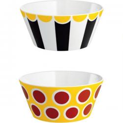 Alessi Circus Medium Serving Bowls