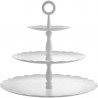 Alessi Dressed X- Mas Piered Cake Stand Epoxy