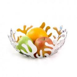 Alessi Bowl Mediterraneo Fruit Holder Stainless steel