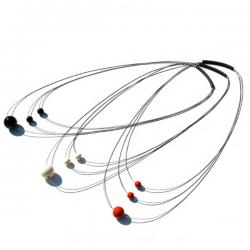 Materia Design Orbite Necklace