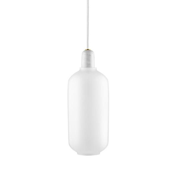 Normann Copenhagen Amp Pendant Large White