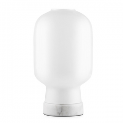 Normann Copenhagen Amp Table Light White