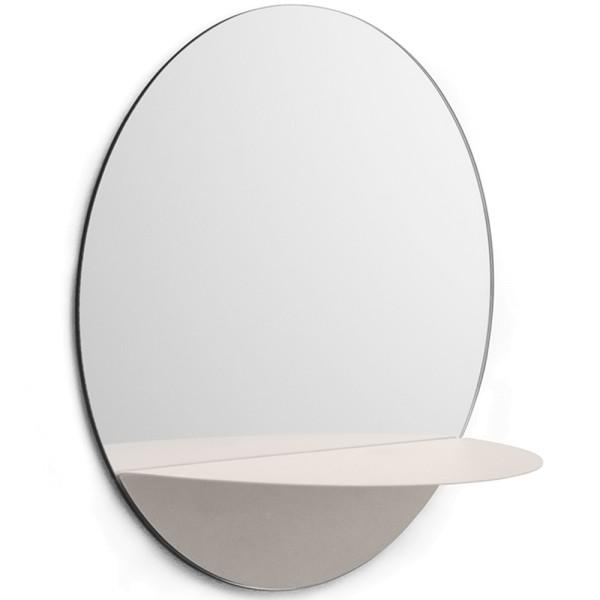 Normann Copenhagen Horizon Mirror Round