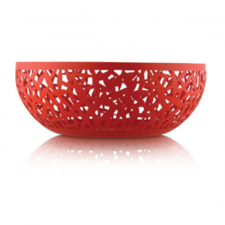 Alessi Cactus Fruit Holder Red