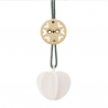 Stelton Nordic Heart Ornament Mini Ceramic