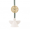Stelton Nordic Angel Ornament Mini Ceramic