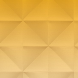 Domestic Wallpaper Floating Gradient Gold