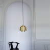 &Tradition Utzon Pendant JU1 Brass