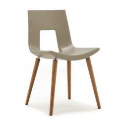 Tonon Nine Eighteen Chair Wooden Legs