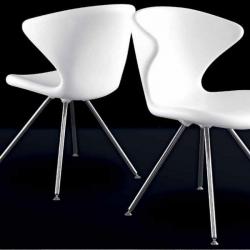 Tonon Concept Chair Steel Legs