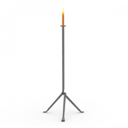 Magis Officina Floor Candle Holder One Arm
