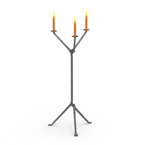 Magis Officina Floor Candle Holder Three Arms