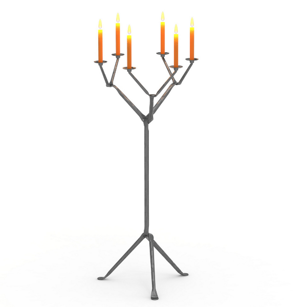 Magis Officina Floor Candle Holder Six Arms