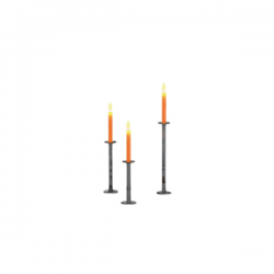 Magis Officina Table Candle Sticks, Set of 3