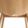 Woud Mono Dining Chair