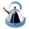 Alessi Michael Graves Electric Water Kettle Blue