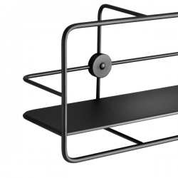 Woud Coupé Horizontal Shelf