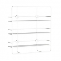 Woud Coupé Rectangular Shelf