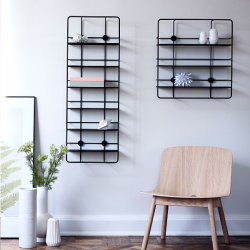 Woud Coupé  Shelves