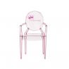 Kartell Lou Lou Ghost Chair Princess