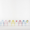 Kartell Lou Lou Ghost Chair