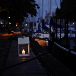 Normann Copenhagen Heima Candleholder