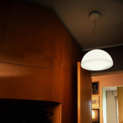 Oluce Drop Hanging Lamp