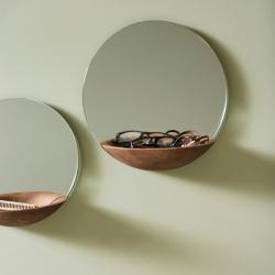 Woud Pocket Mirror