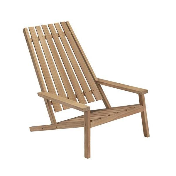 Skagerak Between Lines Deck Chair