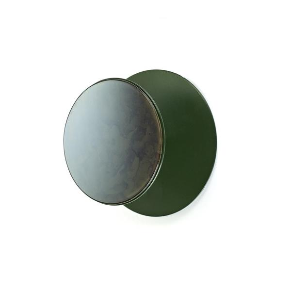 Serax Coatrack Mirror Dark Green