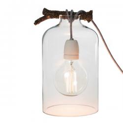 Raumgestalt Glas Bell Lamp