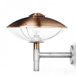 Fritz Hansen HL410 Outdoor Wall Lamp