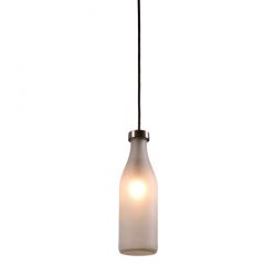 Droog Milk Bottle Lamp Single