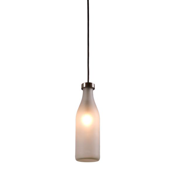 Droog Milk Bottle Lamp Single