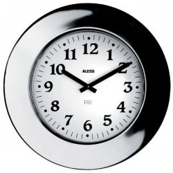 Alessi Momento Clock