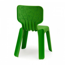 Magis Alma Kids Chair Green